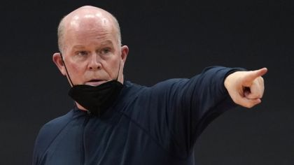 Tréner basketbalistov Orlanda Magic Steve Clifford