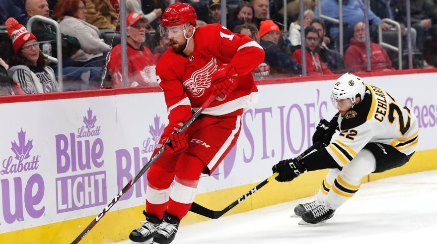 Detroit Red Wings – Boston Bruins