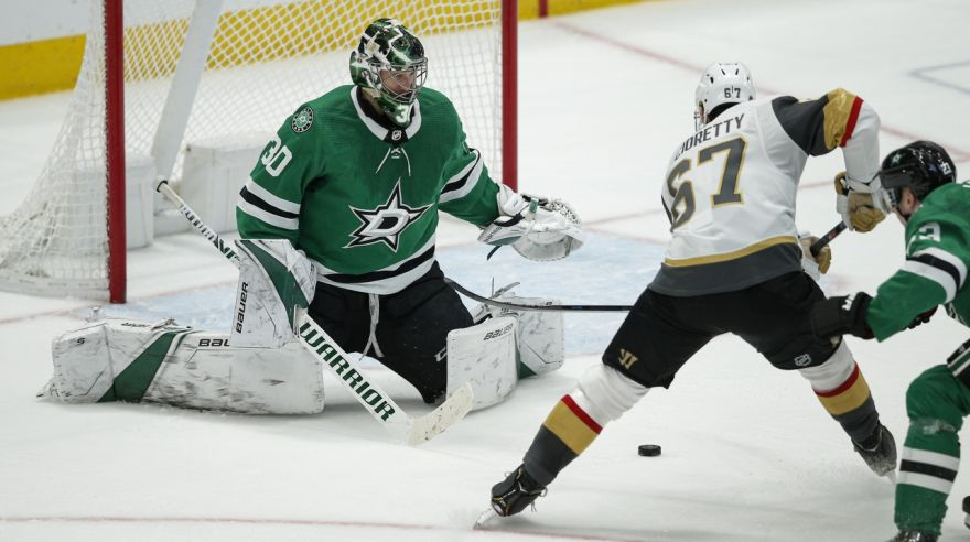 Dallas Stars - Vegas Golden Knights