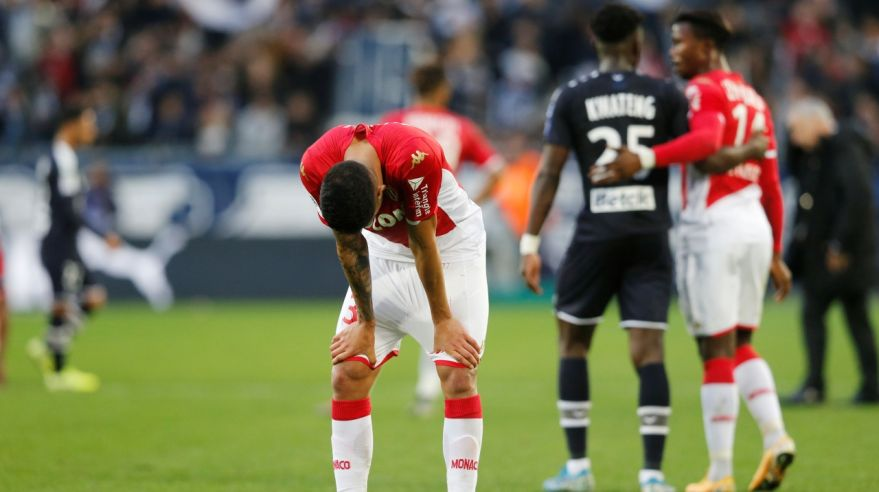AS Monaco vs Girondins Bordeaux