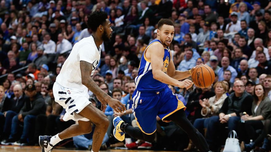 Curry, Golden State