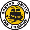 Tím - Boston United