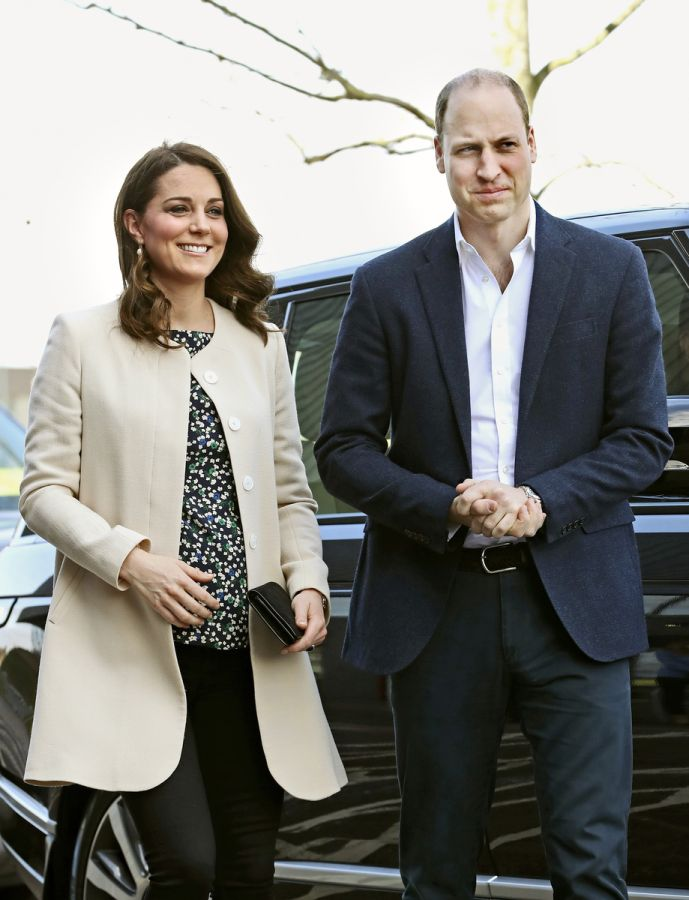 Kate a William