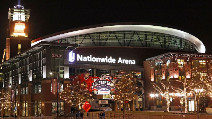 Nationwide Arena.