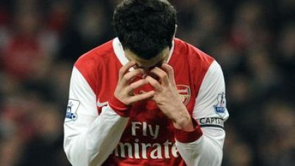 Fabregas cesc arsenal nieee feb2011