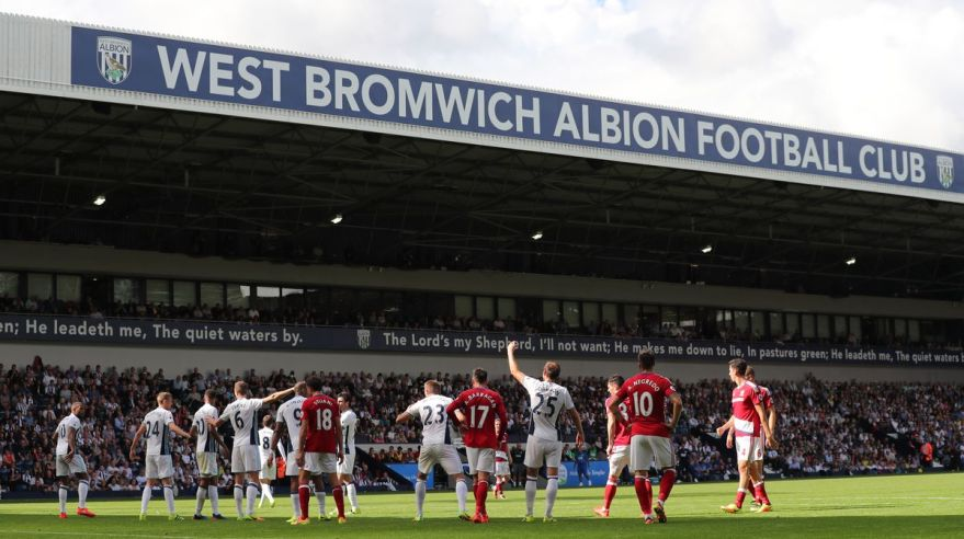 West Bromwich Albion stadion sep16 Reuters