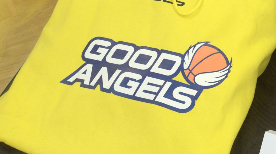 good angels, logo