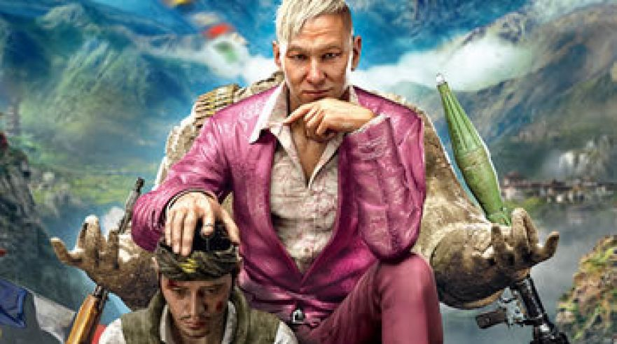 ikona Far Cry 4