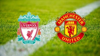 ONLINE: Liverpool FC - Manchester United