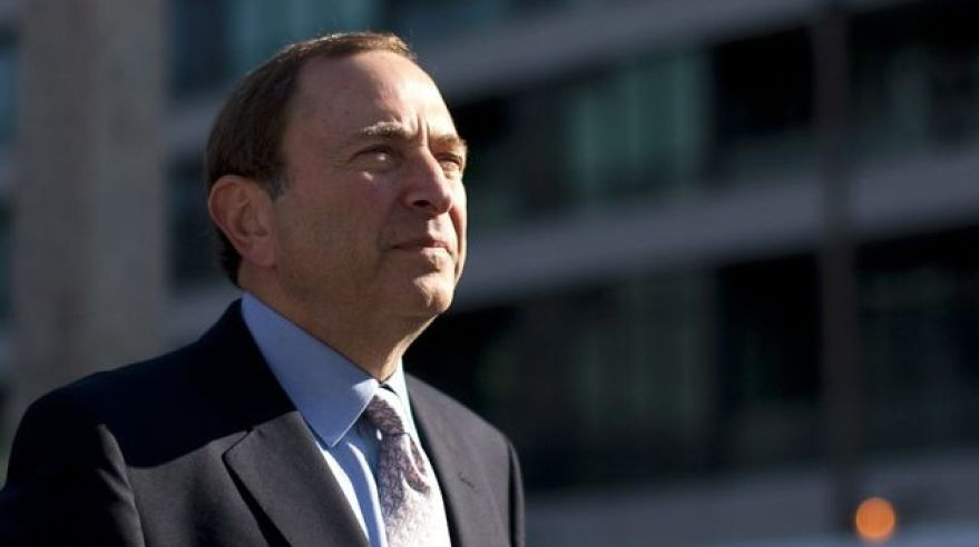 Bettman gary komisar nhl aug12
