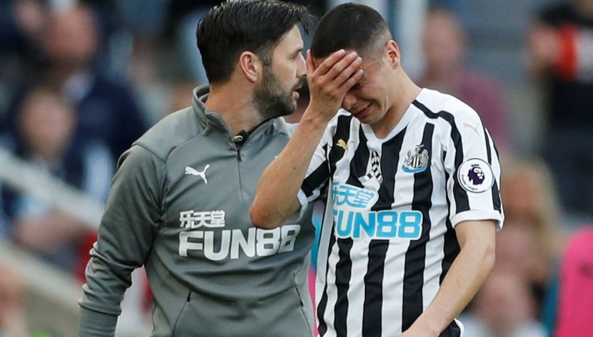 Miguel Almiron (Newcastle United).