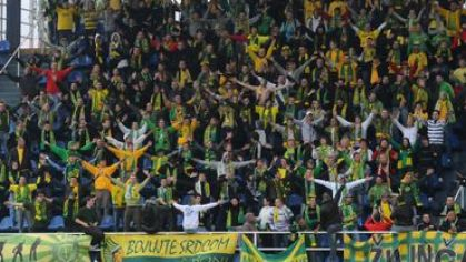 Dubnica zilina fans