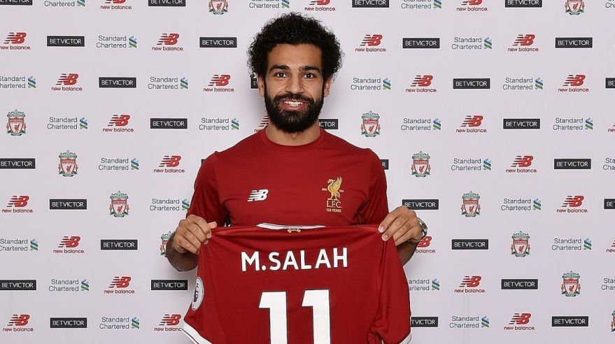 Mohamed Salah prestúpil do FC Liverpool