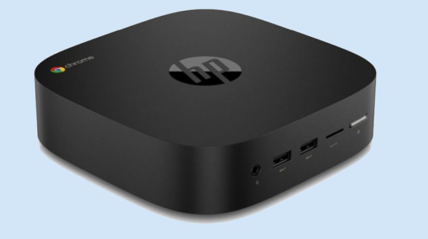 Chromebox G2 od HP.