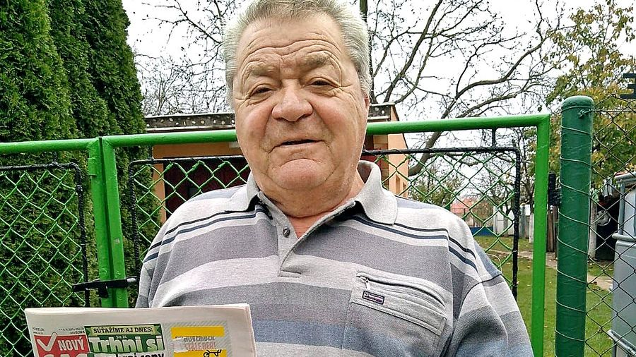 Jozef (75) si