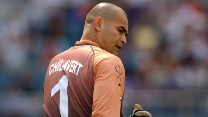 Jose Luis Chilavert.