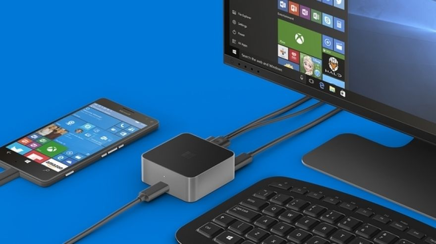 Microsoft Display Dock (zdroj: Microsoft)