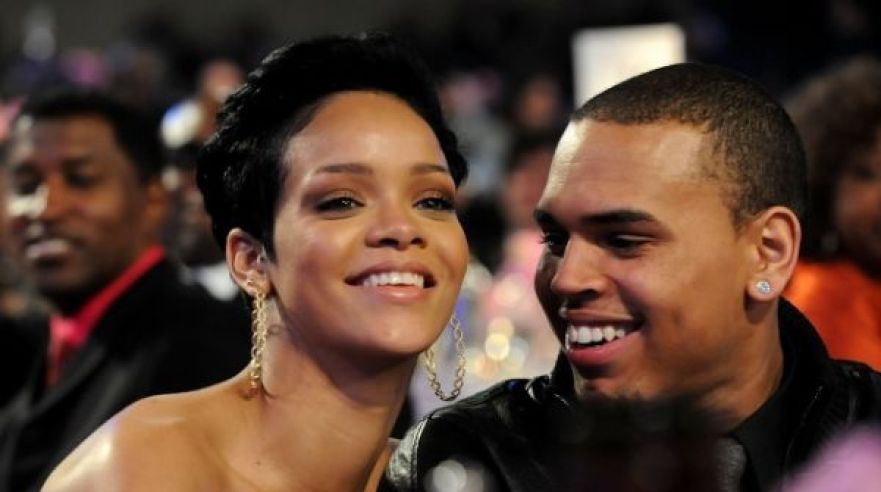 Rihanna chris brown1
