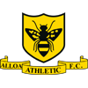 Tím - Alloa Athletic