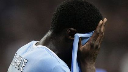 Kolo toure manchester city doping mar2011