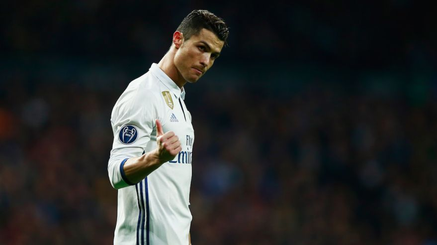 Cristiano Ronaldo, Real Madrid, feb17, gettyimages