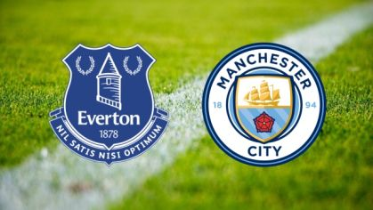 ONLINE: Everton FC - Manchester City