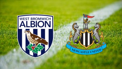 West Browmich Albion - Newcastle United