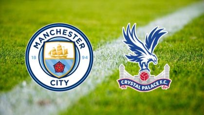 ONLINE: Manchester City - Crystal Palace FC