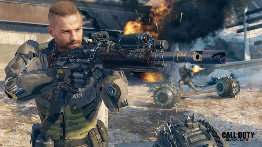 ikona Recenzia Call of Duty: Black Ops 3