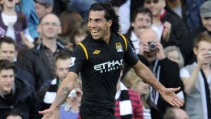 Tevez carlos man city goool hehe