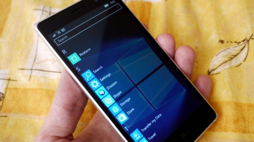 ikona windows 10 Mobile