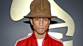 Spevák Pharrell Williams