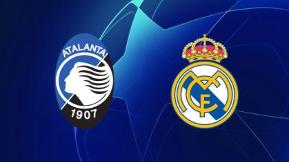 Atalanta Bergamo – Real Madrid