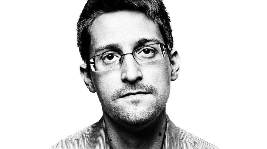 Edward Snowden (zdroj: Wired.com)