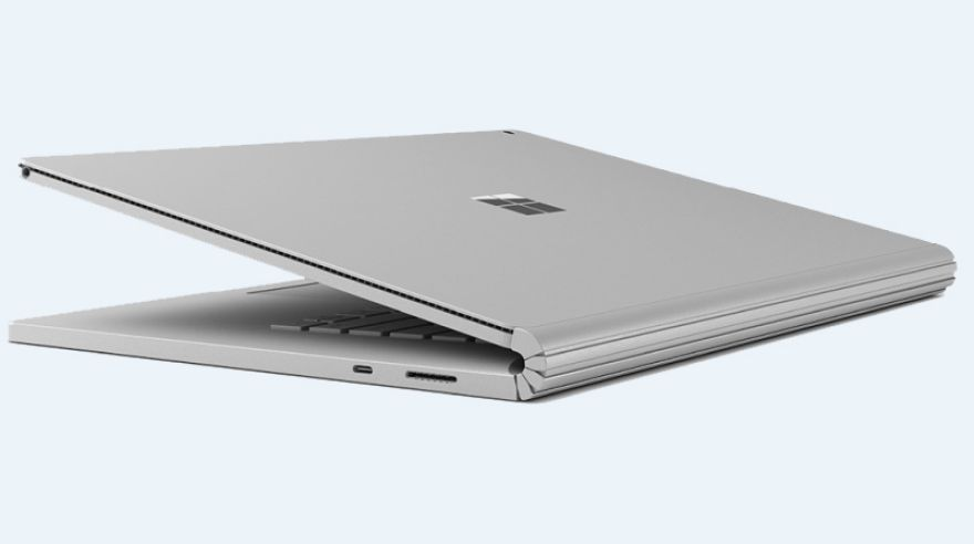 Microsoft ukázal Surface Book 2.