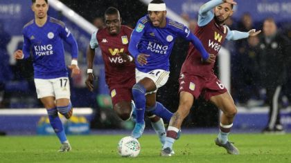 Leicester City vs. Aston Villa