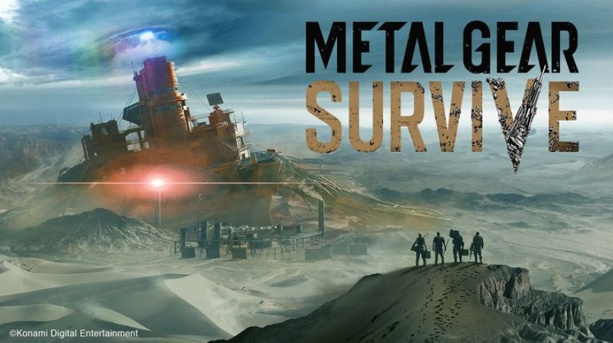 Metal Gear Survive.