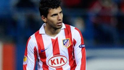 Aguero sergio atletico madrid aaale jul2011