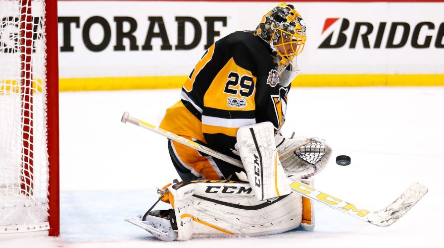 Marc-Andre Fleury, Pittsburgh Penguins