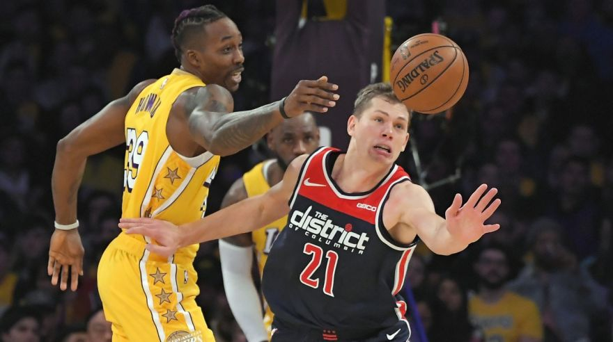 Los Angeles Lakers - Washington Wizards