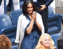 Meghan na US Open 2019