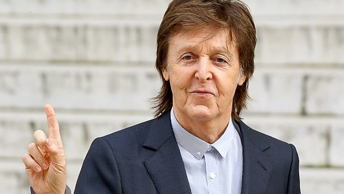 Paul McCartney je