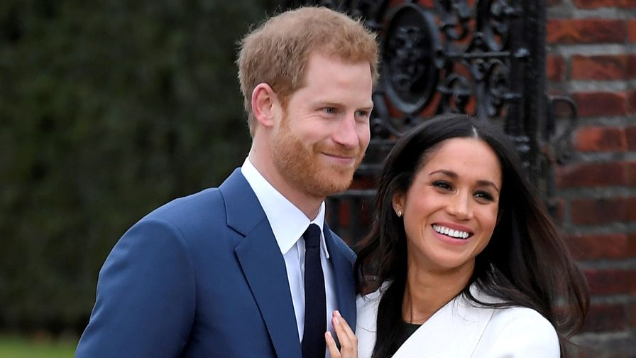 Harry a Meghan sa