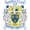Tím - Stockport County