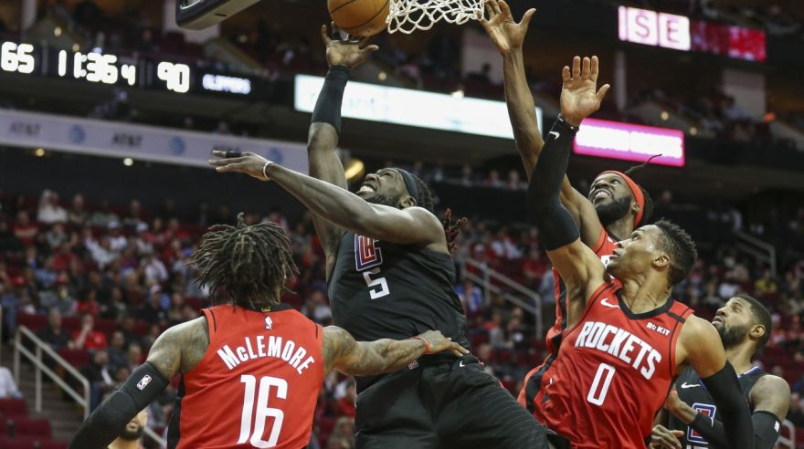 Los Angeles Clippers - Houston Rockets