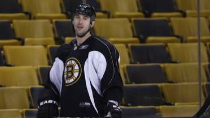 Chara zdeno boston trening