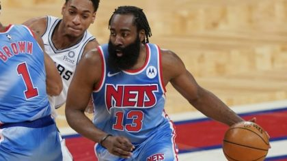 James Harden (Brooklyn Nets)