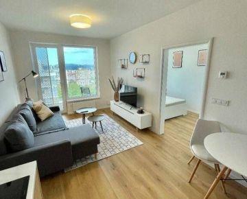 Na prenájom 1,5 -izbový byt v novostavbe Nová Terasa 3, Inovecká ulica
