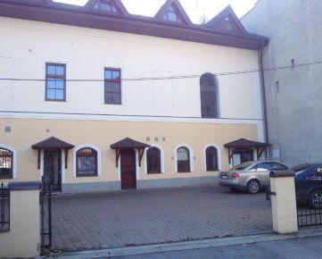 Predaj polyfunkčná budova v centre Žiliny