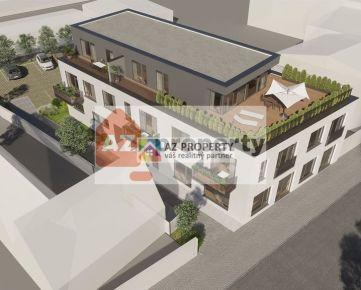 Ponúkame na predaj nový nebytový priestor - obchod v projekte Riazanská